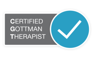 Certified Gottman Therapist Web Badge